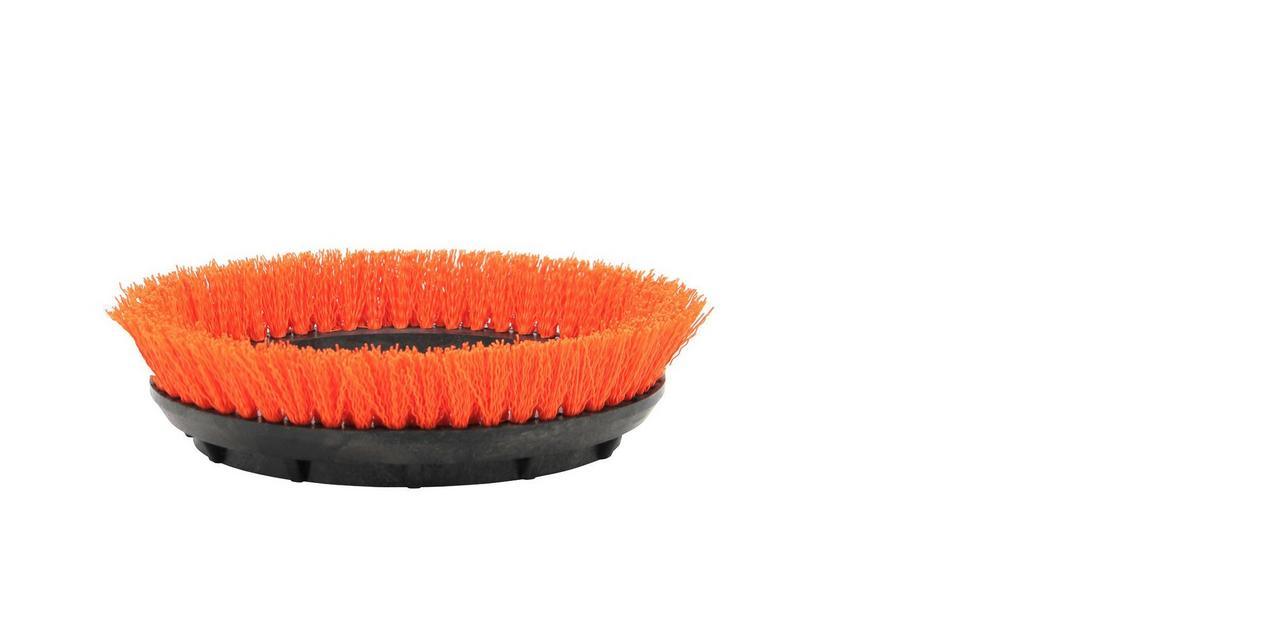 Orange Scrub Brush - 237047