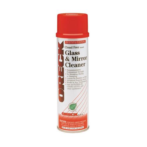 Cloud Free Glass and Mirror Cleaner
