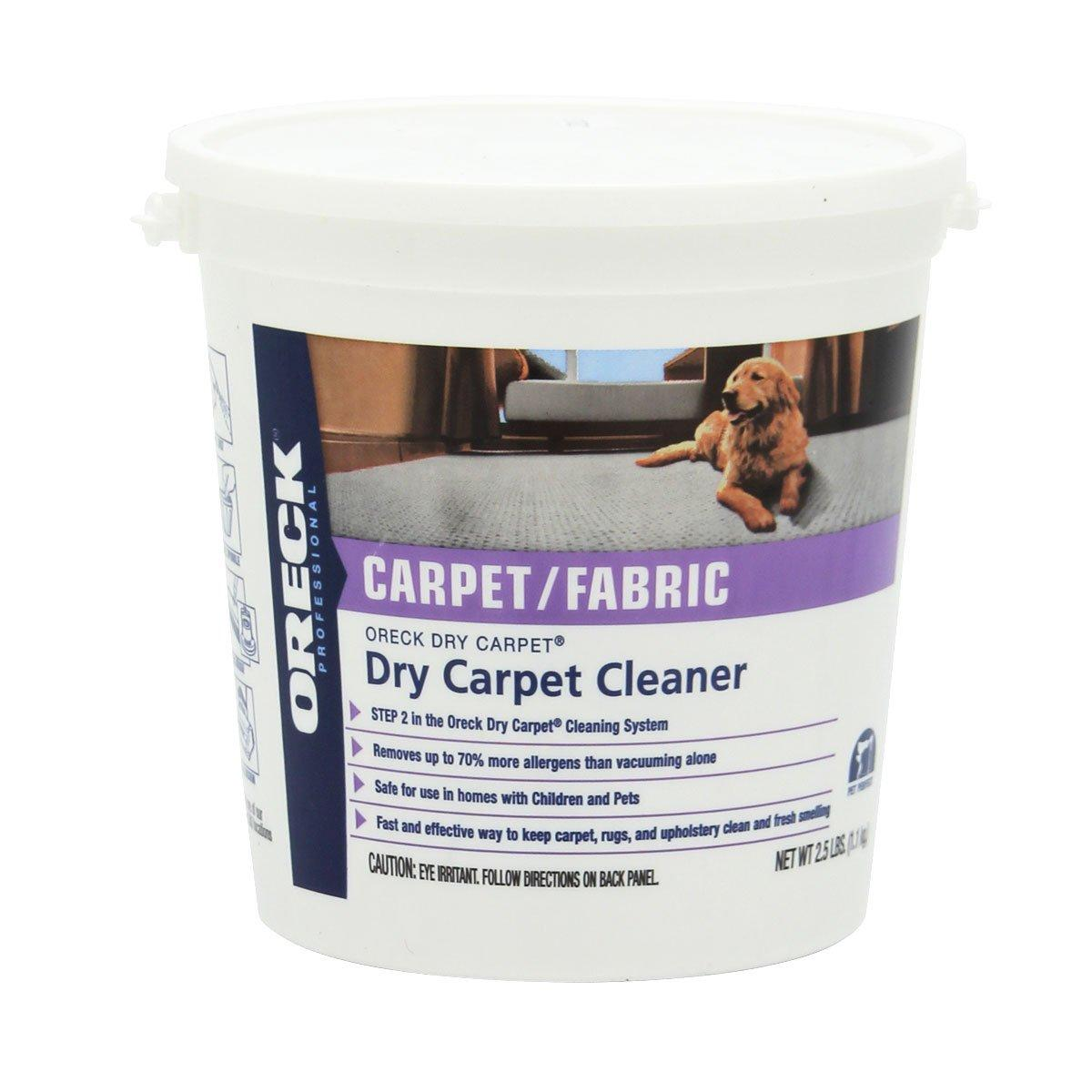 Dry Carpet Cleaning Powder - 4lbs1