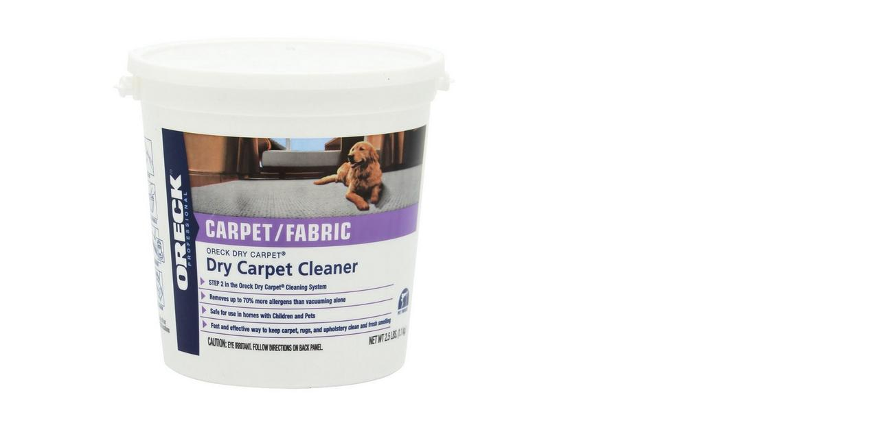 Dry Carpet Cleaning Powder - 4lbs - 37114
