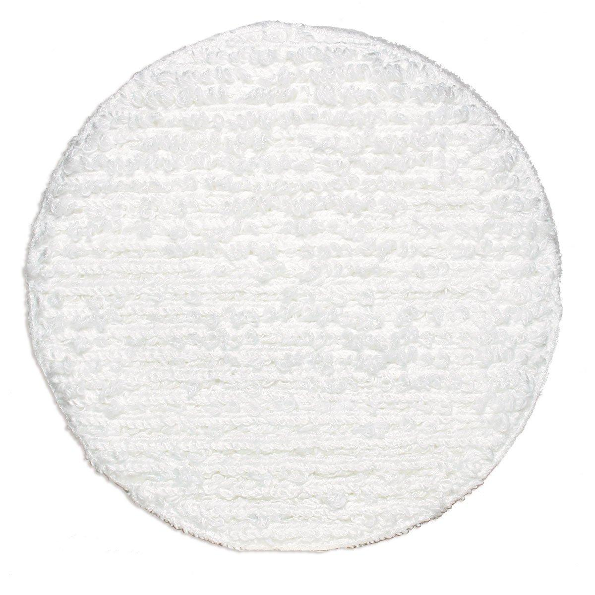 Orbiter White Terry Cloth Bonnet1