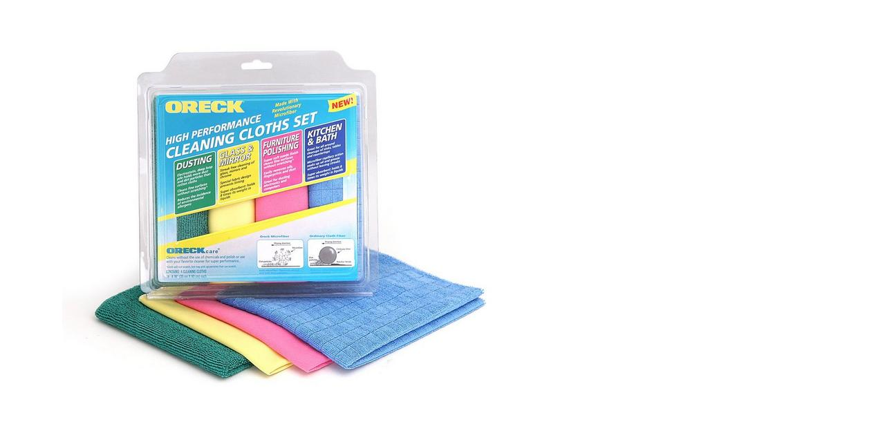Microfiber Cleaning Cloths - 8090