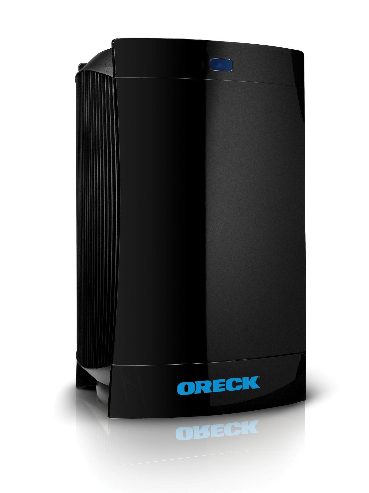 how to clean oreck dualmax air purifier