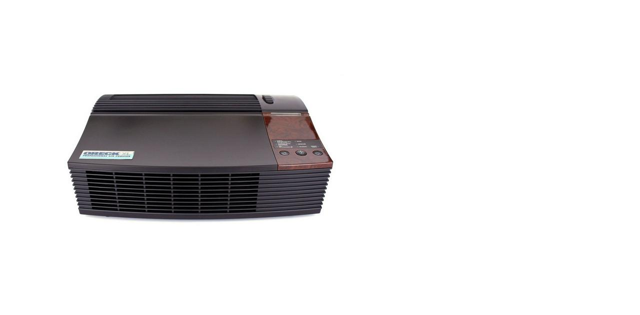 XL Professional Air Purifier - Black - AIRPCB