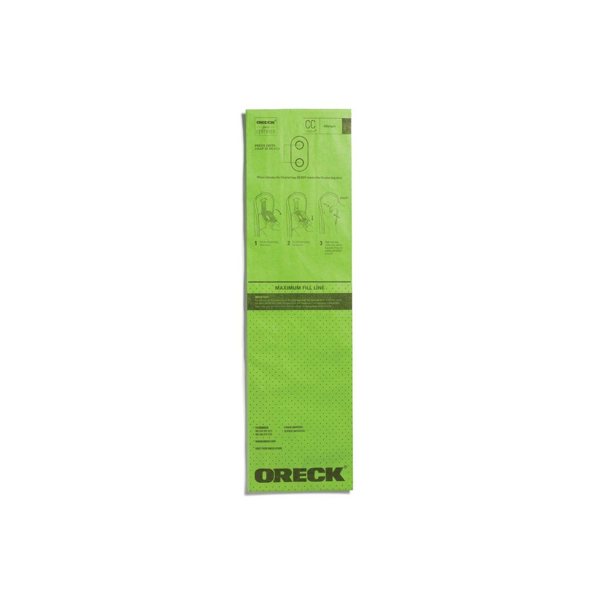 SELECT Filtration Vacuum Bag (25pk)1