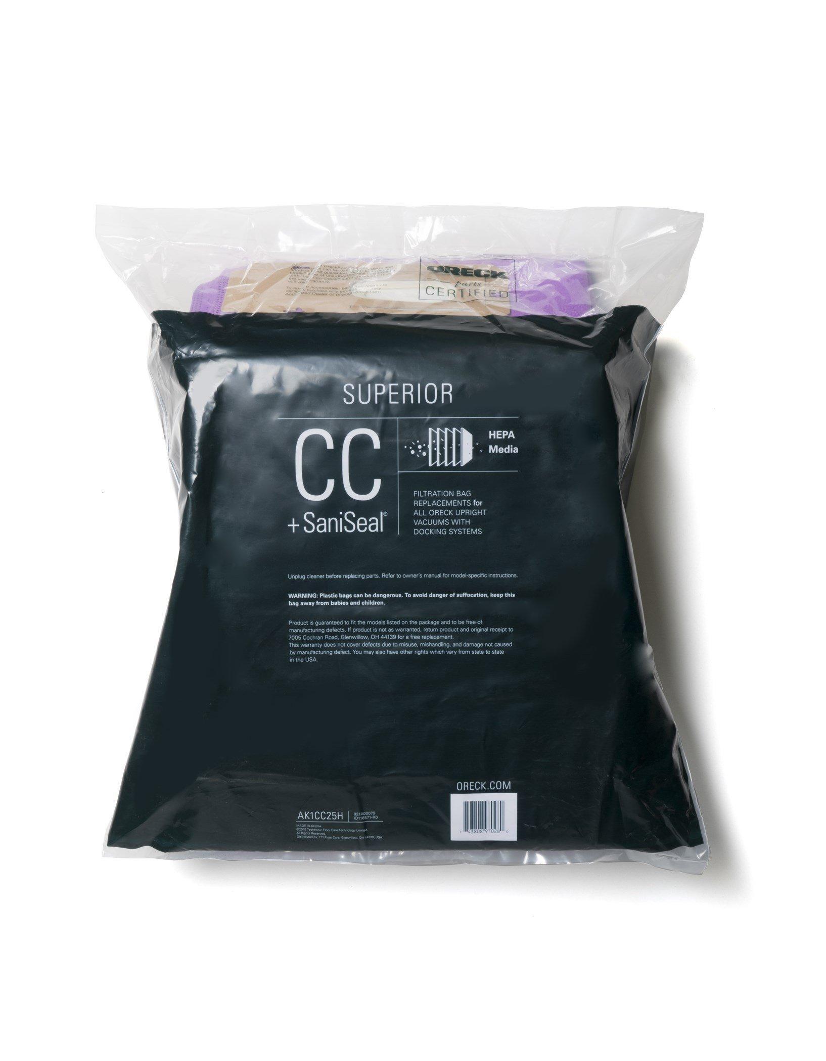 SUPERIOR Filtration Vacuum Bags (25pk)4