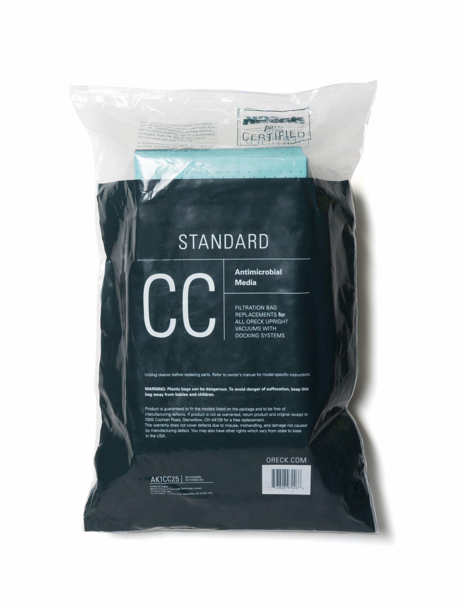 STANDARD Filtration Vacuum Bag (25pk)4