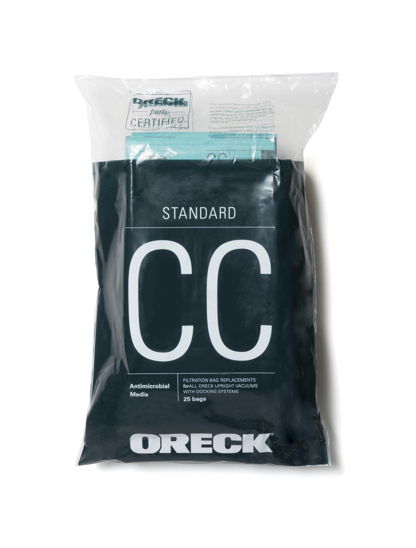STANDARD Filtration Vacuum Bag (25pk)3