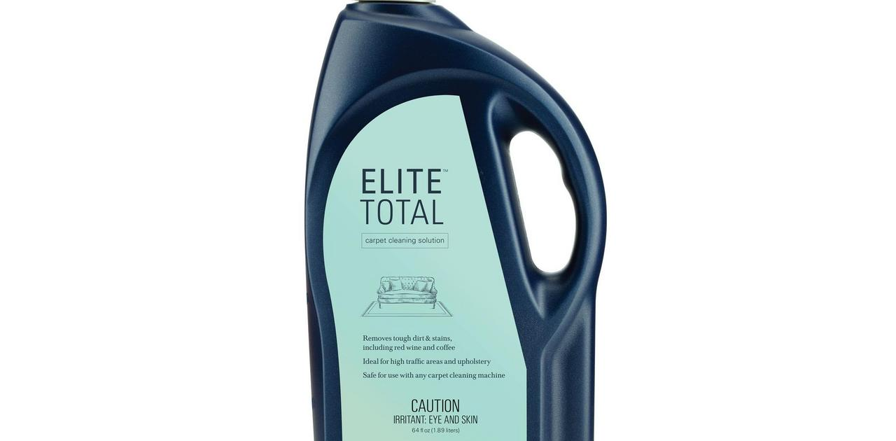 Elite Total Carpet Cleaning Solution (64 oz.) - AK30036