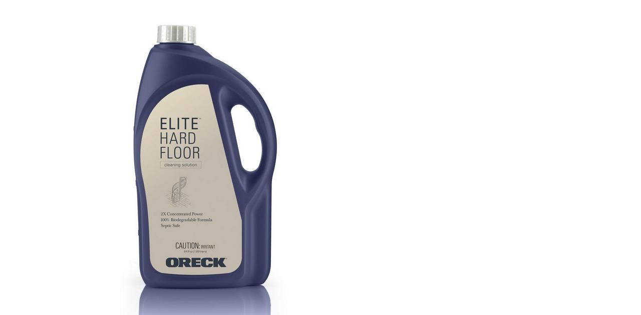 Elite Hard Floor Cleaning Solution - AK30420