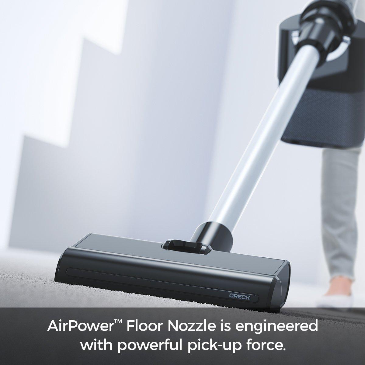 Cordless Vacuum with POD Technology - Black3