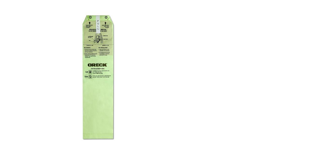 Magnesium Vacuum Cleaner Bags - LWPK6DW