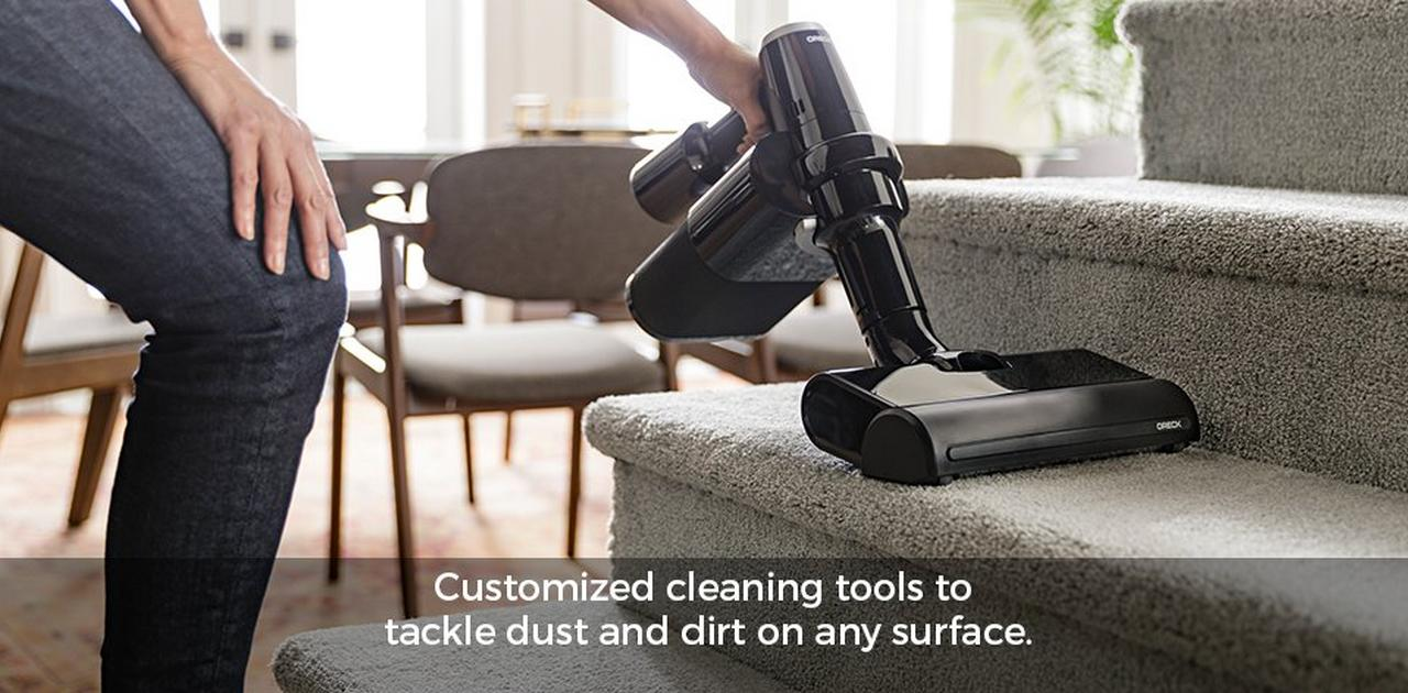 Cordless Vacuum with POD Technology - BK51702