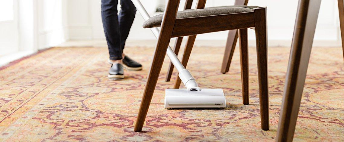 Cordless Vacuum with POD Technology - White3