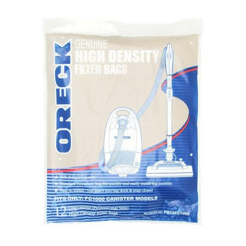 Quest Pro Canister Vacuum Cleaner Bags