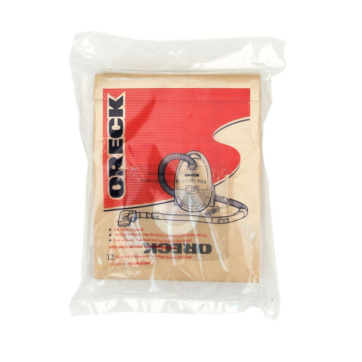 Quest Canister Vacuum Cleaner Bags1