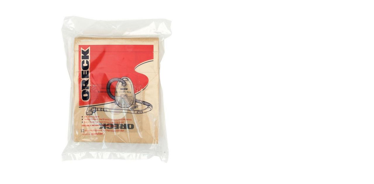 Quest Canister Vacuum Cleaner Bags - PK12MC1000