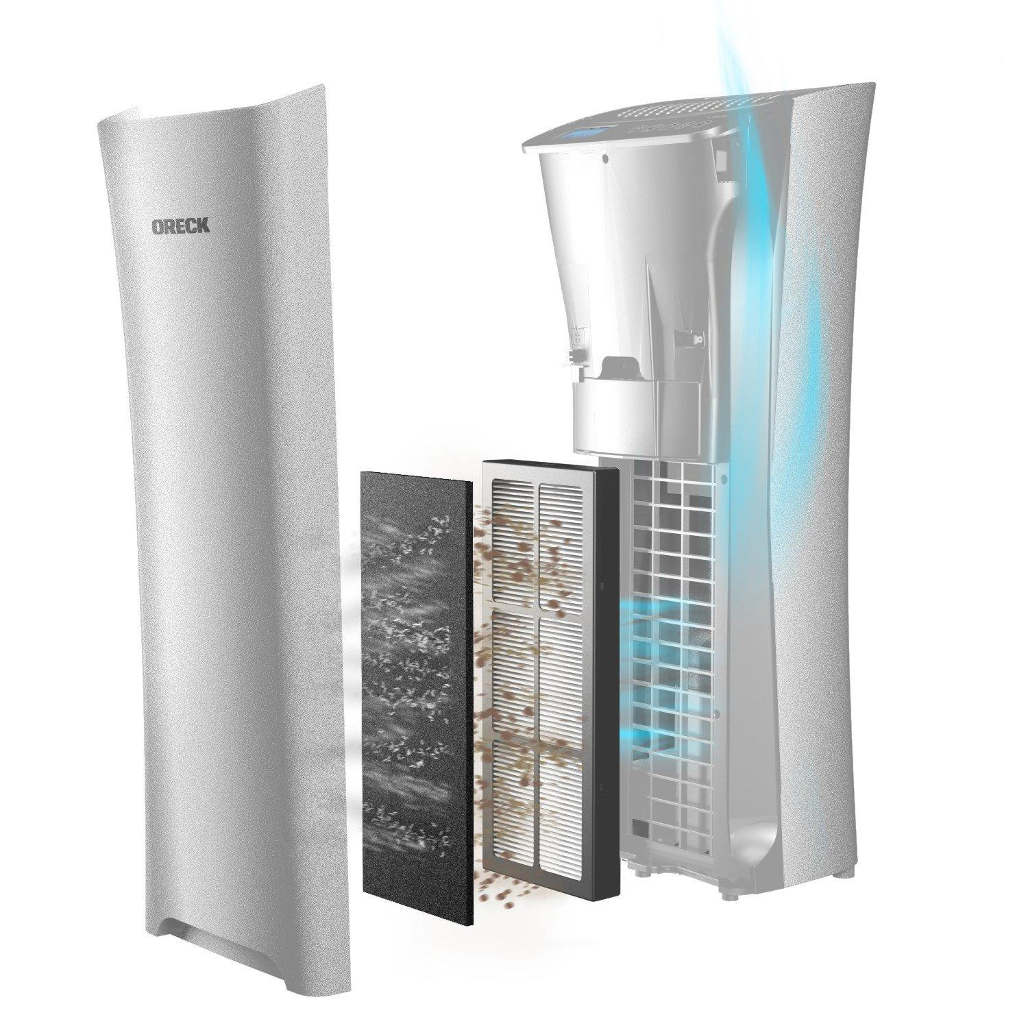 Air Refresh Humidifier and Air Purifier11